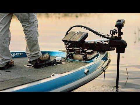 Real Anglers Try Minn Kota Ultrex: Power Steering