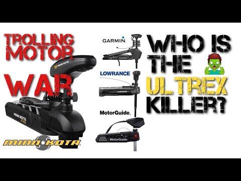 2020 Trolling Motor War - Garmin, Lowrance, Minn Kota & MotorGuide Battle it out
