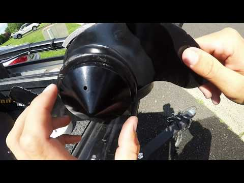 T-H Marine G-Force Eliminator Prop Nut Install and Review