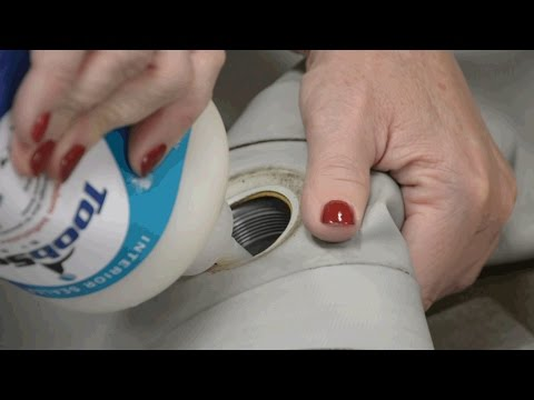 ToobSeal Inflatable Boat Interior Repair Sealant