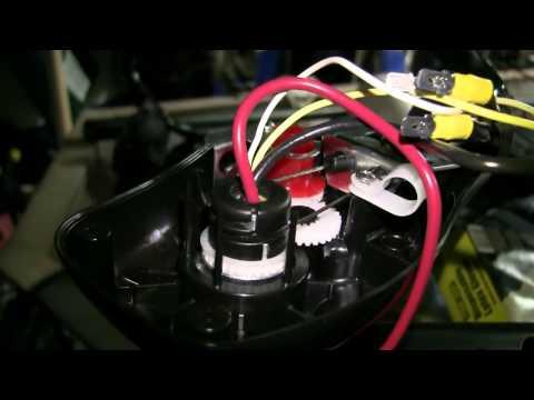 Trolling motor repair - Minn Kota Edge 55 head replacement