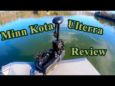 Minn Kota Ulterra Review | The expensive lazy mans tolling motor?!?