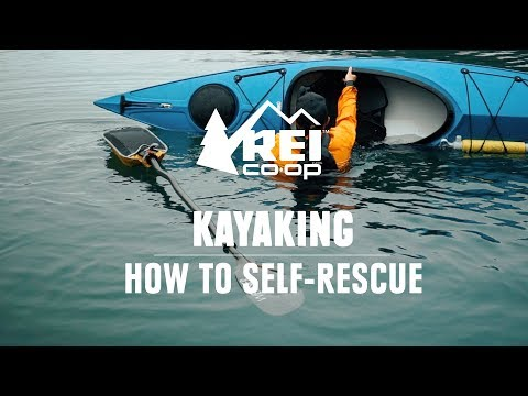 Kayaking | How to Self-Rescue || REI