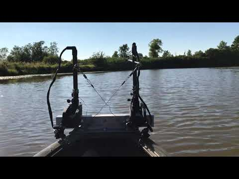 Two 45 lb thrust trolling motor compared to one