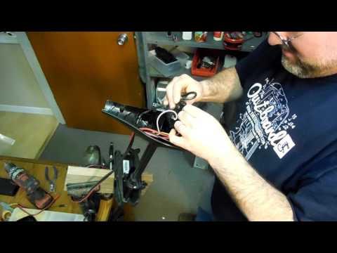How to fix the switch on a Minn Kota trolling motor