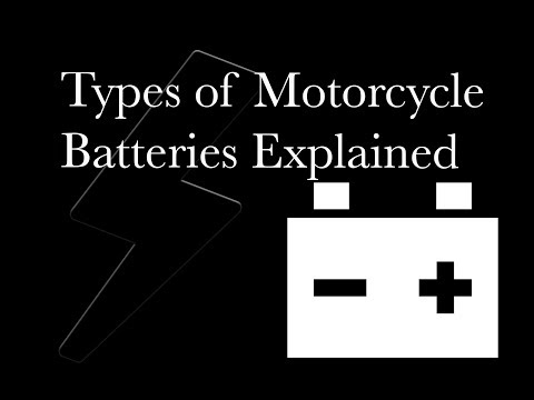 Types of Motorcycle Batteries Explained Dennis Kirk Review