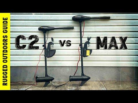 Minn Kota Trolling Motor Review - Endura Max vs C2