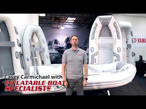 Zodiac Cadet Aluminum Series with Casey from Inflatable Boat Specialists