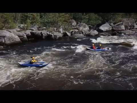 Sea Eagle Explorer Kayaks - Whitewater thrills and flatwater touring