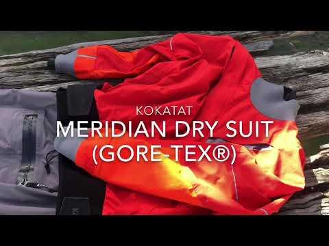 Dry Suit - Canoe, Kayak, SUP, Raft Clothing Australia - Kokatat GORE-TEX® Meridian Dry Suit