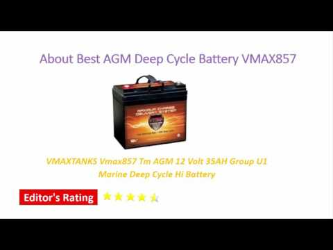 Best AGM Deep Cycle Battery which battery is better?