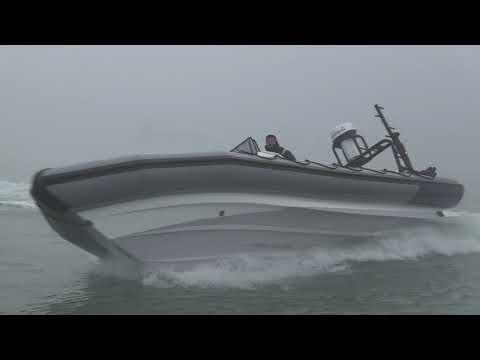 Ribcraft 9.0 PRO Rigid Inflatable Boat