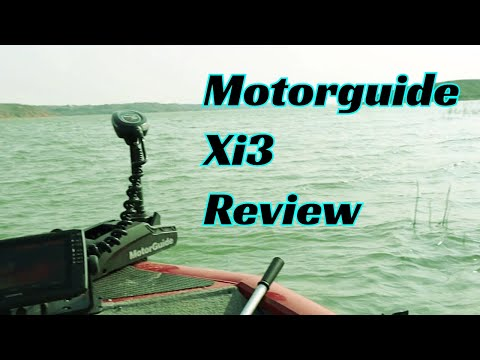 Motorguide Xi3 Trolling Motor Review (Watch this before buying Motorguide Xi5)