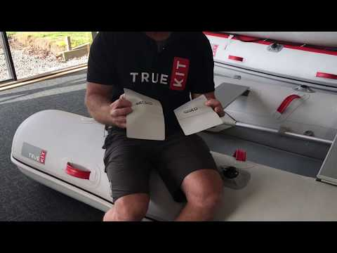 Welded Seam v Glued Seam for Inflatable Boats - Workshop Test to Failure