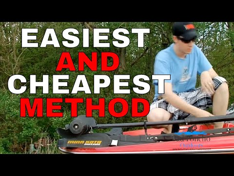 Replacing Your Trolling Motor Pull Cord Rope