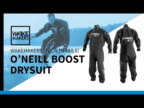 O'Neill Boost Drysuit Product Overview