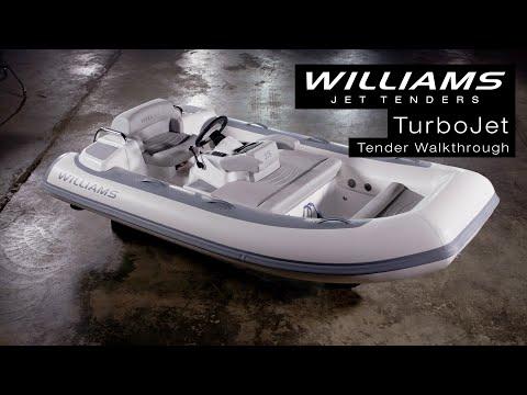 Williams TurboJet Walkthrough - Williams Jet Tenders