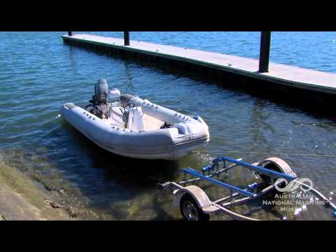 HOW TO LAUNCH & RETRIEVE A BOAT