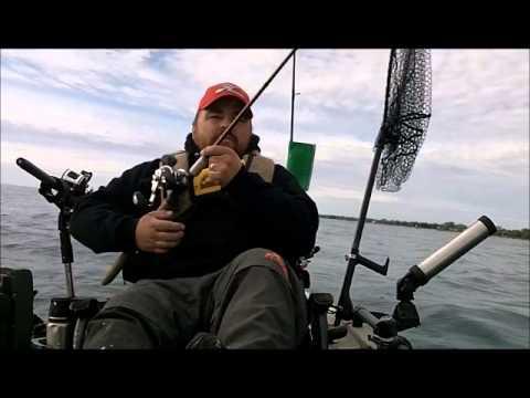 Kayak Fishing With Planer Boards