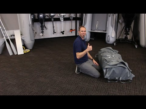 Inflatable Boat Air Floor Setup & Breakdown with Casey from Inflatable Boat Specialists