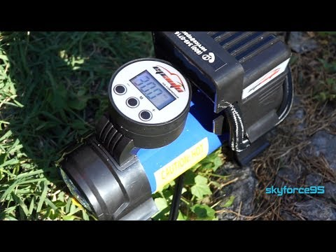 EPAuto Portable Air Compressor, Tire Inflator Review
