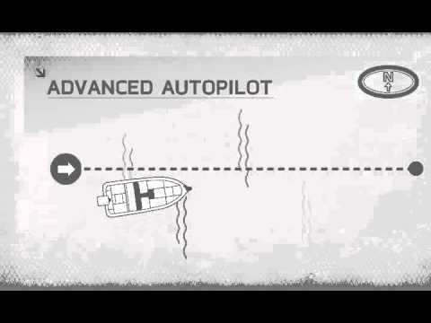 Minn Kota i-Pilot: Advanced AutoPilot Feature