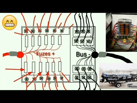 SUPER EASY Boat Wiring and Electrical Diagrams - step by step Tutorial