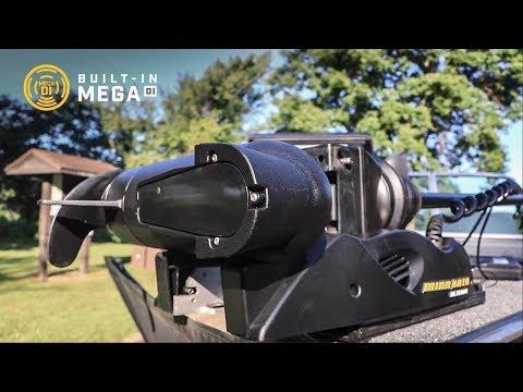 Minn Kota Built-In MEGA Down Imaging Trolling Motors