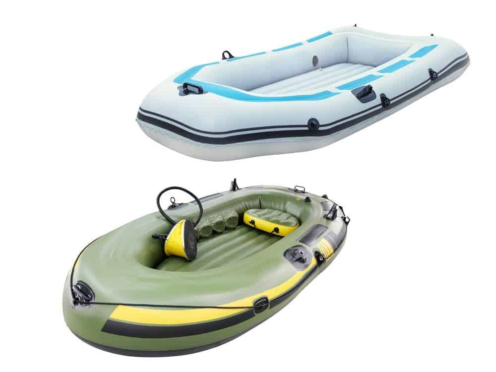 the two best inflatable boats