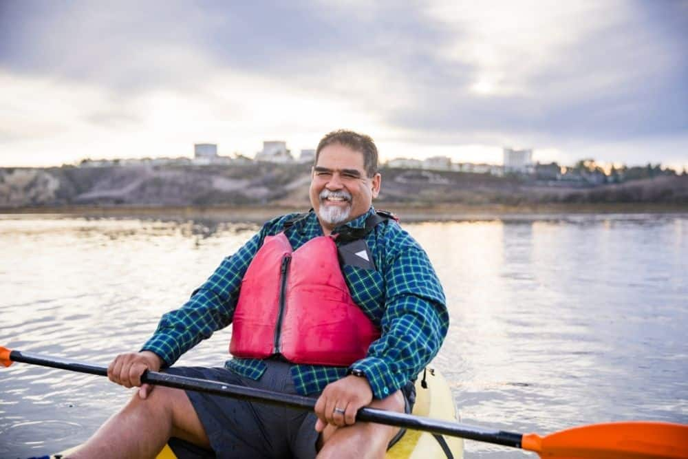 Kayak for an Overweight Person