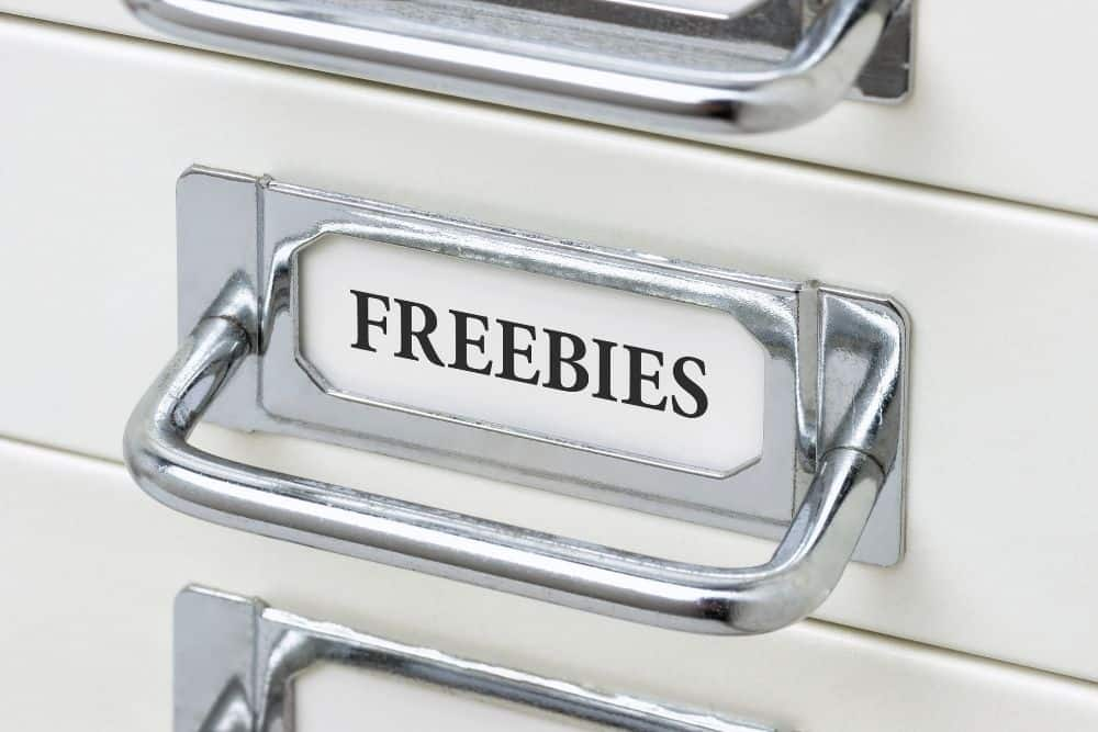 freebie features