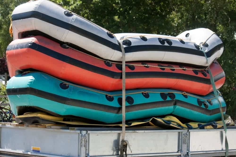 How To Deflate And Fold Inflatable Boats Properly