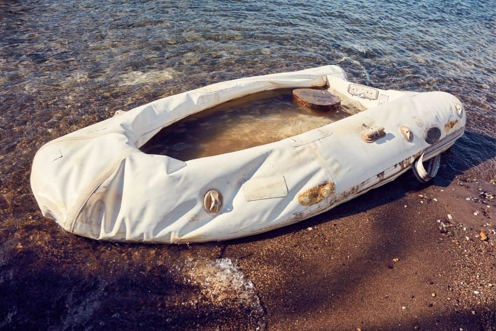 Identify Problems with Your Inflatable Boat