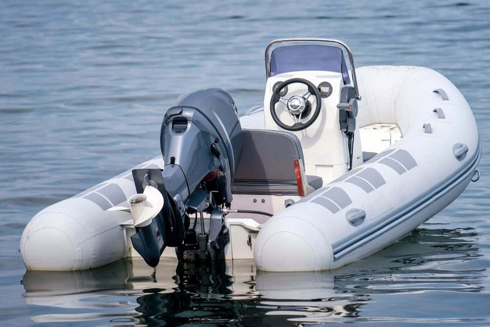 Can I Use A Long Shaft Outboard On An Inflatable Boat?