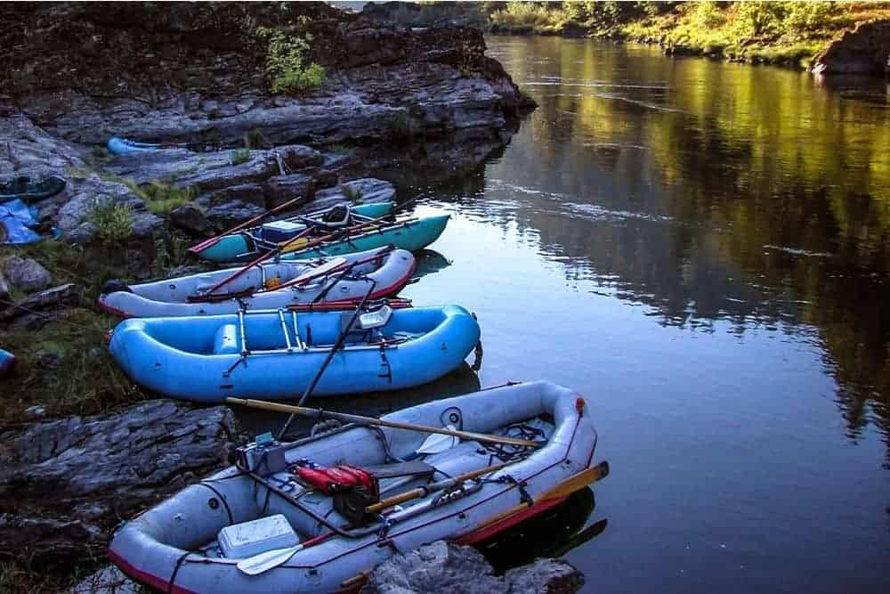 Inflatable kayak vs other inflatable boats