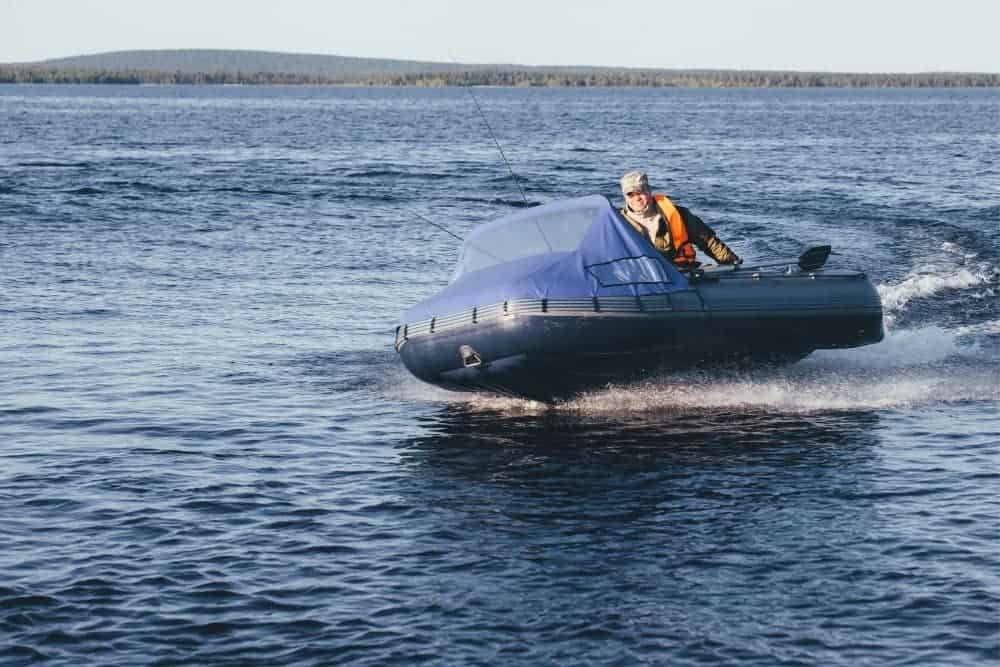 How Fast Can An Inflatable Boat Go?