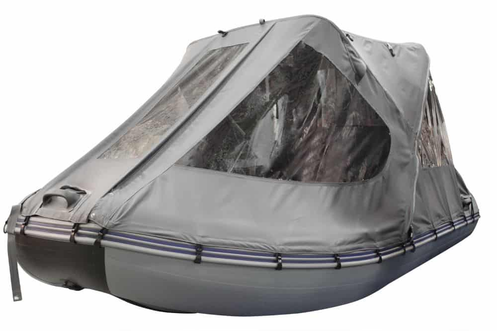 store the inflatable boat in the winter