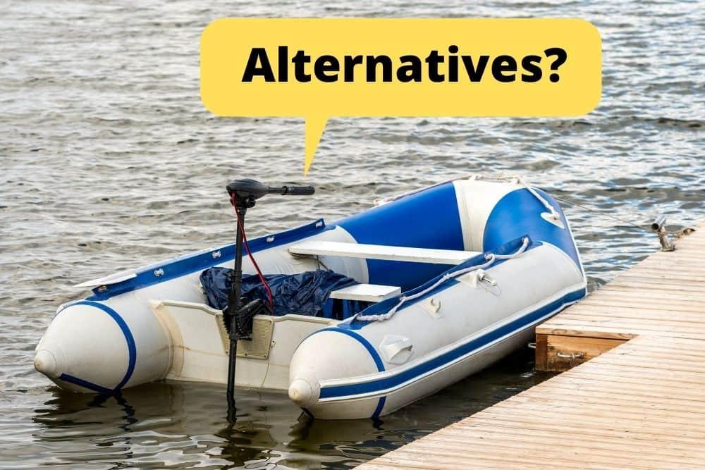 trolling motor alternatives