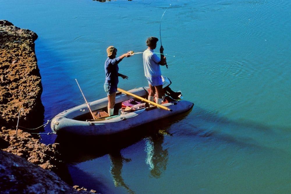 Capacity of a kaboat