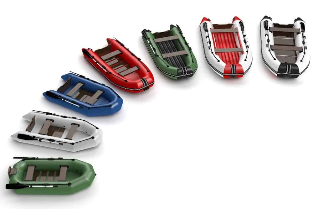 How To Assemble And Set Up An Inflatable Boat?