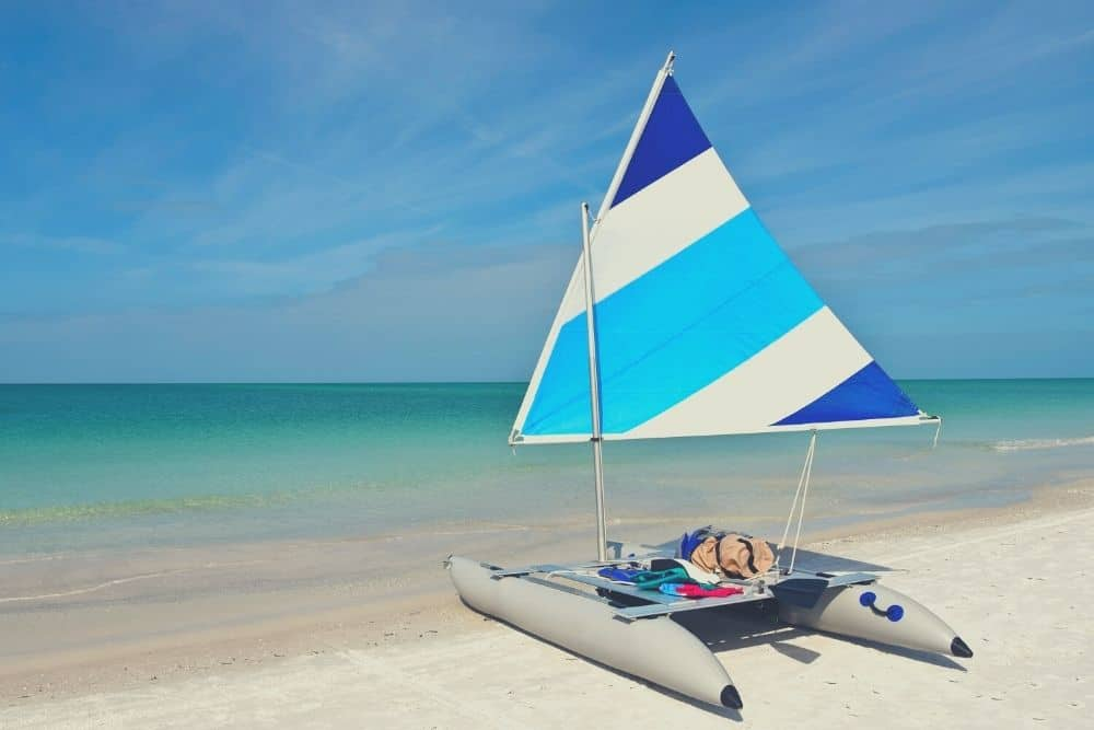 How To Make A Sail For An Inflatable Boat
