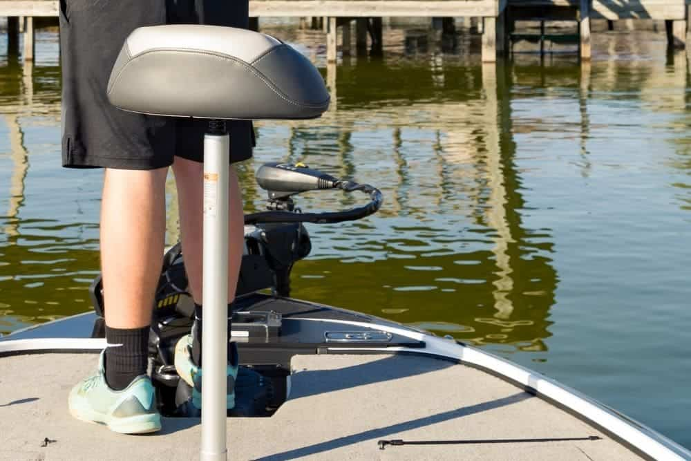 How To Use A Trolling Motor With A Foot Pedal Efficiently And Safely