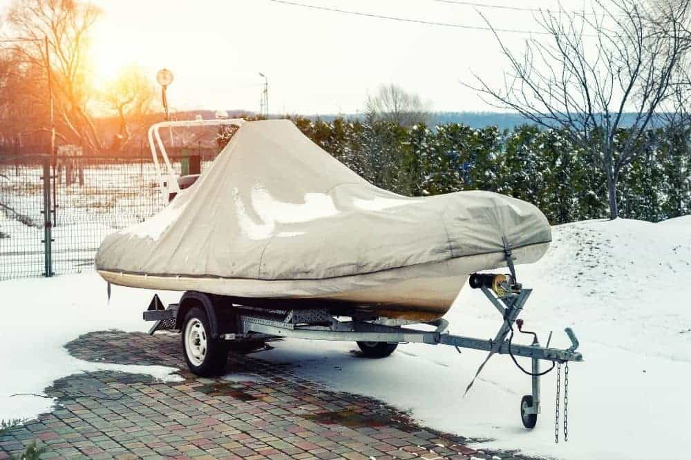 How To Make A Cover For An Inflatable Boat