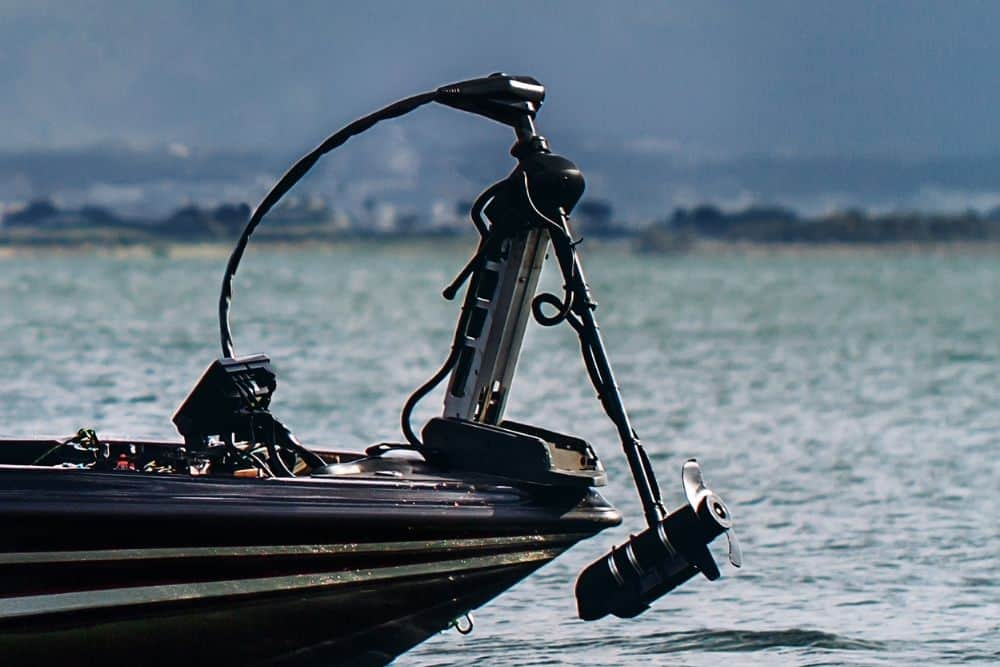 How to identify age of a trolling motor
