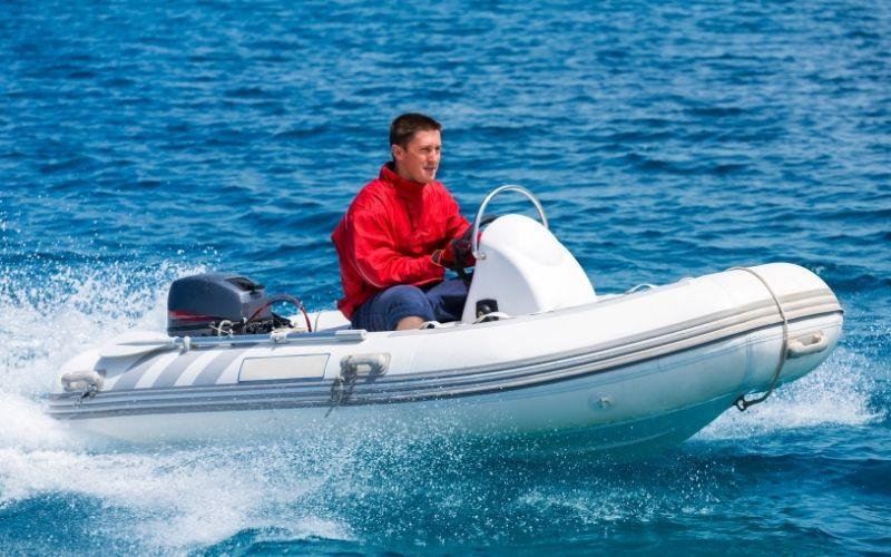 RIB - rigid inflatable boat
